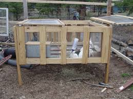 woodworking plans making rabbit hutches pdf plans
