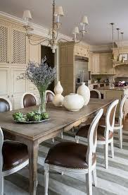 french dining chairs. French Dining Table With Cabriolet Legs And Round Back Chairs, Transitional, Room Chairs