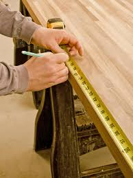 Measuring For Granite Kitchen Countertop Do It Yourself Butcher Block Kitchen Countertop Hgtv