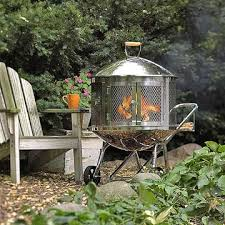 Outdoor Fire Pit Picks Open Grills Fire Pits And Chimineas Better Homes Gardens