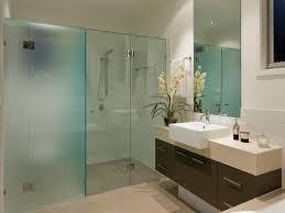 Wonderful Bathroom Glass Partition For Bathroom Designs - Latest ...