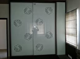 sliding door design by nisarg galss
