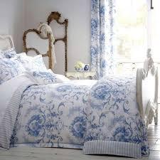 toile duvet cover. Dorma Toile 100 Cotton Blue Duvet Cover To