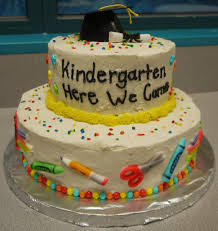 Fanciful Boys Easy Kindergarten Graduation Cake And Image Nursing