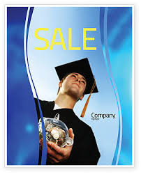 education poster templates paid education sale poster template in microsoft word publisher and