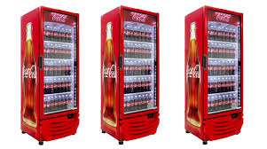 Free Soda From Vending Machine Classy CocaCola Installs 48 Millionth HFCFree Cooler Globally Preventing