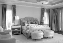Master Bedroom Gray Bedroom Calming Gray Bedroom Decor Featuring White Rocking