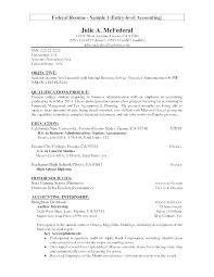 Example Of A Good Objective On A Resume Objective In A Resume Example Employment Examples Career Statement