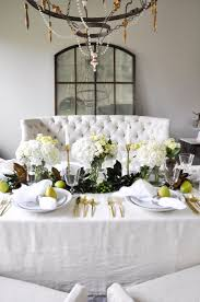 An Elegant Thanksgiving Table