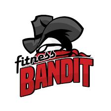 Bandit Logo Design Fitness Bandit Safe Cloud Studios Safe Cloud Studios
