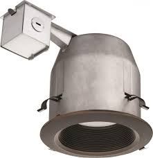 Oil Rubbed Bronze Recessed Lighting 5 In Oil Rubbed Bronze 3000k Led Baffle Recessed Lighting