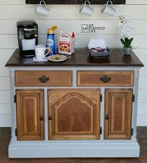 office coffee bar furniture. Office Coffee Bar. Repurposed Buffet Into A Bar Hometalk For Furniture Decor 3 S