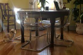 furniture ikea dining chairs elegant furniture ikea sewing table ghost chairs ikea lucite dining