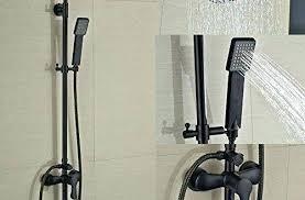 moen shower head combo astonishing oil rubbed bronze shower fixtures on bathroom square rainfall tub faucet moen shower head combo shower combo bronze