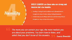 the best leadership qualities infographic brian tracy 7 leadership qualities humility