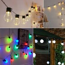Draping And Fairy Lights For All Occasions Us 2 9 32 Off Net String Lights Lawn Lamp Garden Light Eu 220v Fairy Lights For Holiday Christmas Wedding Party Decor Guirlande Light String In Led