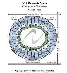 Utc Seating Chart Utc Mckenzie Arena Tickets Utc Mckenzie Arena In
