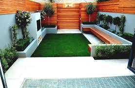 small garden design example