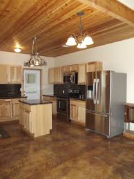 Kitchen Wooden Furniture 13 Awesome Barndominium Designs To Inspire You