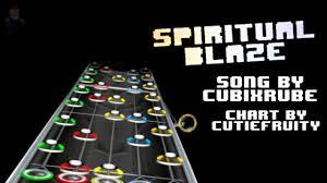 Spiritual Blaze Clone Hero Chart