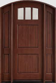 exterior wood doors with glass inspirational door door entry doors wood with glass woodinville front impact