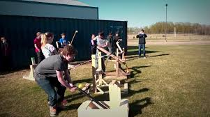 A Team Of Engineering Students Is Designing A Catapult Catapult Engineering Galileo Educational Network