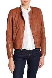 image of rag bone lyon leather jacket
