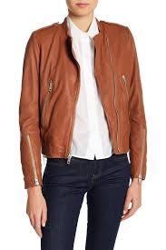 image of rag bone lyon leather jacket