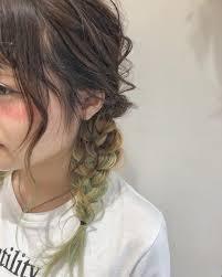 ライブで崩れない髪型の簡単可愛いアレンジ20選ロングボブショート