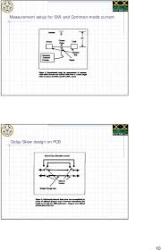 Emi Emc Standards For Pcb Design Radiated Emission And Susceptibility Pdf Free Download