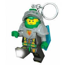 ≡ <b>Брелок</b>-фонарик <b>LEGO Nexo Knights</b> Аарон (LGL-КЕ98 ...