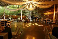 my wedding venue lost river cave in bowling green ky wedding set up wedding