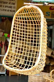 beautiful c rattan swing chair with rattan