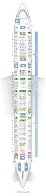 A340 300 Sas Seating Chart Seatguru Seat Map Sas Seatguru