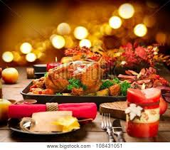 christmas dinner poster christmas dinner roasted turkey on holiday served table