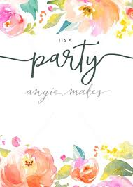 Party Borders For Invitations Party Invite Borders Magdalene Project Org