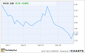 Vvus Stock Chart Why Vivus Inc Stock Descended 14 In December Nasdaq