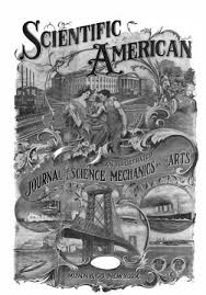 "「first edition 1845 ""Scientific American""」の画像検索結果"