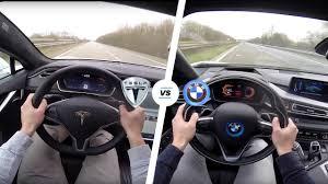 Sport Series bmw m4 top speed : POV: Tesla Model S P90D vs BMW i8 Acceleration & Top Speed | KARAGE.tv