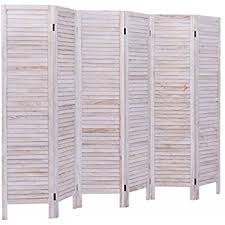 Tall room dividers Woven Fiber Giantex Panel Screen Room Divider Wood Folding Oriental Freestanding Tall Partition Privacy Screen Room Divider nutural Overstock Amazoncom Rose Home Fashion Ft Tallextra Wide Bamboo Room