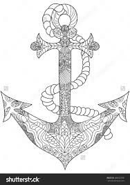 anchor coloring pages for s kids 2018