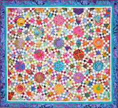 Award Winning Quilter - Into Craft & Can you find the ring in Kaffe's circle Adamdwight.com