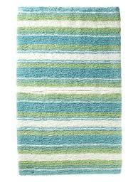 instructive striped bath rug sea shell shaped bathroom rugs 3pcs set beach starfish