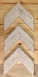 com chevron arrows wooden arrows arrow wall art arrow décor chevron wood arrows wood wall art farmhouse décor set of three rustic arrows