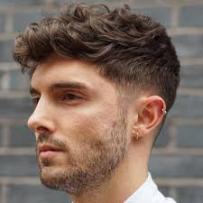 Hair Style For Men With Thick Hair 40 Statement Hairstyles For Men With Thick Hair 2329 by wearticles.com