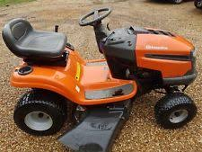 husqvarna garden tractor. Husqvarna Ride On Mower TD 138 Garden Tractor, Only Two Summers Of Use \u002715 Tractor H