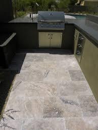 silver travertine paver 16x24 tumbled 11 gray white outdoor floor wall pool patio backyard tub shower silver travertine patio l96 patio