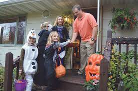 Trick-or-treating times announced   News, Sports, Jobs - Daily Press
