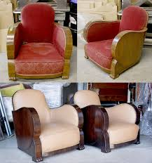 art deco furniture restoration. before u0026 after art deco furniture restoration n