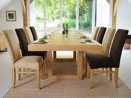 clifton u oak dining table